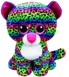 Ty Beanie Boos Large Dotty the Leopard