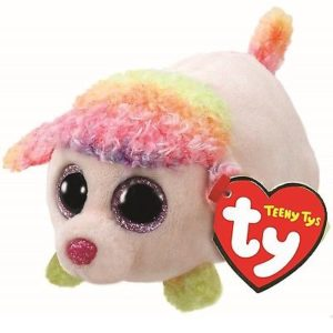 Ty Beanie Teeny Ty – Floral the Poodle