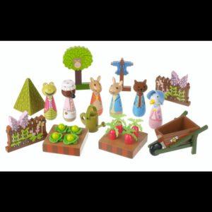 Orange Tree Peter Rabbit Play Set