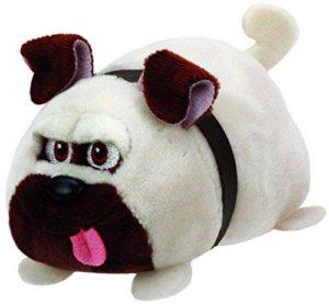 Teeny Ty Secret Life of Pets Mel the Pug Plush