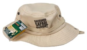 Backyard Safari Adventurers Safari Hat
