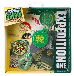 Backyard Safari Adventures Expedition One 3 in 1 Compass