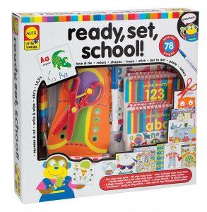Alex Brands Ready, Set, School!