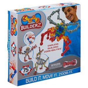Zoob BuilderZ 75 Pieces