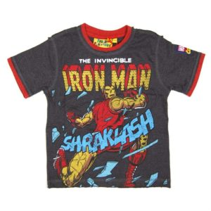 Fabric Flavours Ironman T Shirt