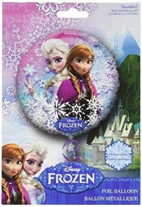 Amscan Holographic Balloon Frozen Party Accessory