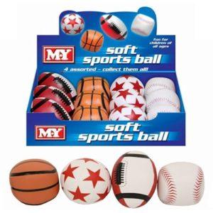 Soft Sports Balls
