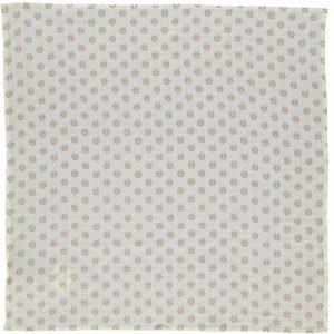 Smafolk Medium Sand Apple  Burp Cloth/ Muslin