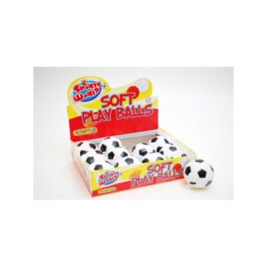Ackerman 3.5′ Black and White Soft Ball