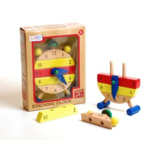 Ackerman Stacking Clock