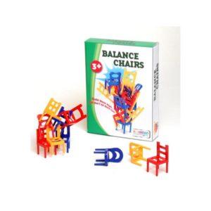Ackerman Balance Chairs Game
