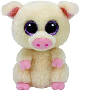 Ty Beanie Boo – Piggley the Pig