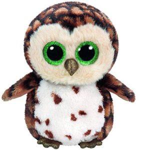 Ty Beanie Boo –  Sammy the Brown Owl