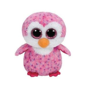 Ty Beanie Boo – Pink Glider the Penguin