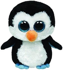 Ty Beanie Boos – Waddles the Penguin