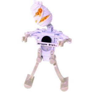 Z Wind Up Mummy Wrapper