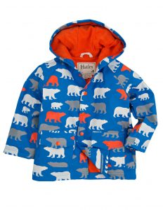 Hatley Polar Bears Raincoat