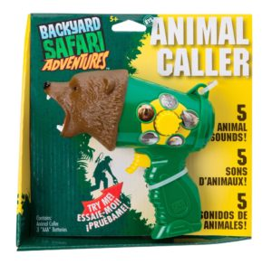 Backyard Safari Adventures Animal Caller