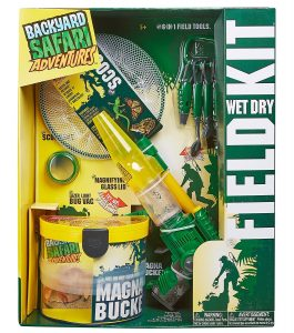 Backyard Safari Adventures Wet Dry Field Kit