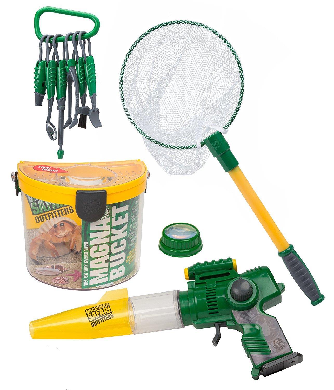 Backyard Safari Adventures Wet Dry Field Kit
