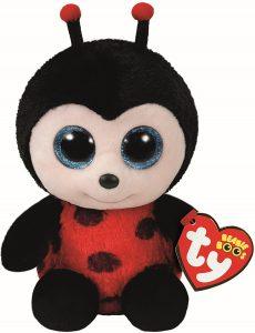 Ty Beanie Boo – Izzy the Ladybird