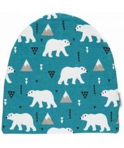 Maxomorra Plus Polar Bear Regular Hat