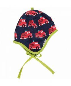 Maxomorra Fire Truck Helmet Hat