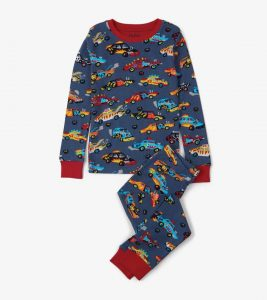 Hatley Monster Cars Pyjamas
