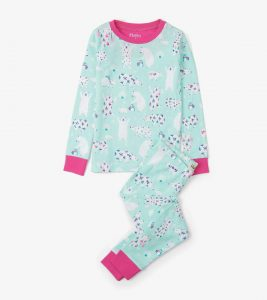 Hatley Arctic Party Long Sleeve Pyjamas