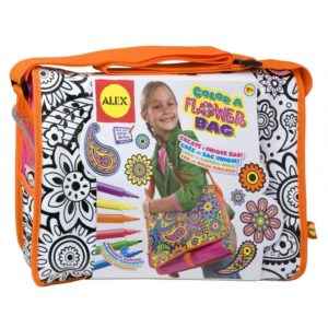 Alex Colour a Flower Bag