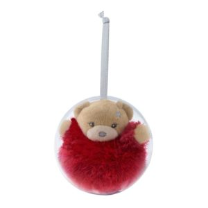 Kaloo Mini Bear Christmas Ball