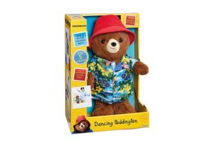 Paddington Movie Dancing to the Calypso Beat Paddington