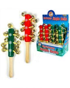 Playwrite Christmas Jingle Bells Stick