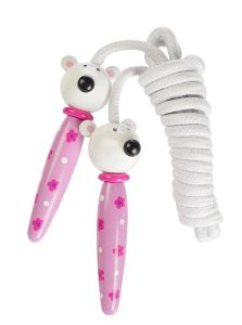 Orange Tree Toys Evie The Mouse Skipping Rope