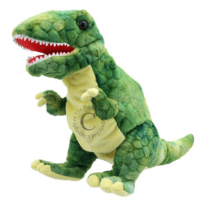 The Puppet Company Baby T Rex Dino Puppet