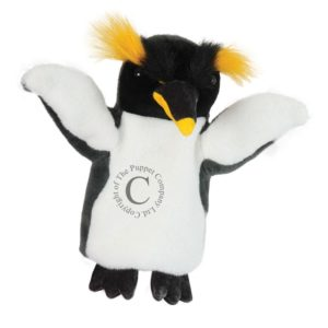 The Puppet Company Rockhopper Penguin Car Pet Puppet