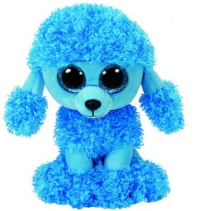 Ty Beanie Boo – Mandy the Blue Poodle
