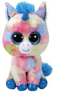 Ty Beanie Boo – Blitz the Blue Unicorn