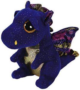 Ty Beanie Boo – Saffire the Blue Dragon