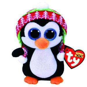 Ty Beanie Boo – Penelope the Christmas Penguin