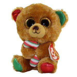 Ty Beanie Boo – Bella the Christmas Bear