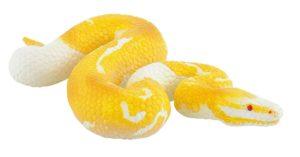Bullyland Albino King Python