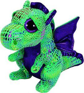 Ty Beanie Boo Buddy Cinder Dragon