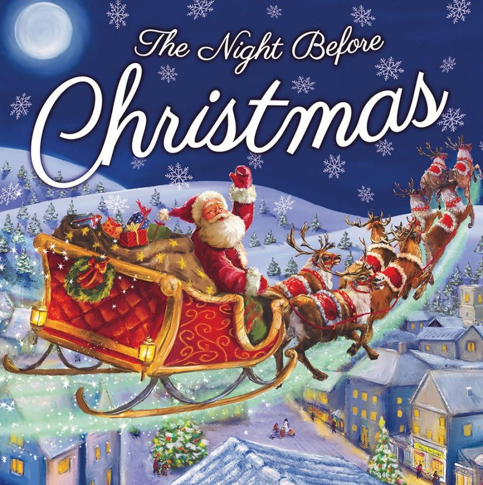 the night before christmas book - Night Before Christmas Book