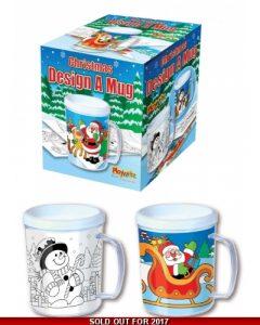 Design a Christmas Mug