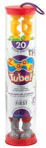Zoob 20 Pieces Zoob Tube