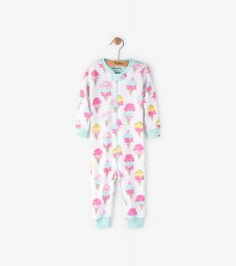 Hatley Ice Cream Treats Mini Coverall