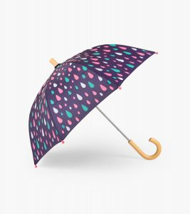 Hatley Navy Stormy Days Umbrella
