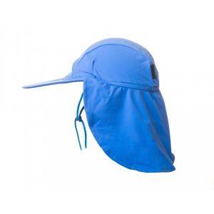 Blue Sunproof Legionnaire Hat   x-Small  Age3-9 months