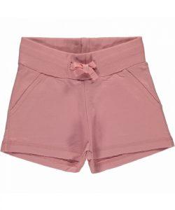 Maxomorra Basic Dusty Pink Sweatshorts